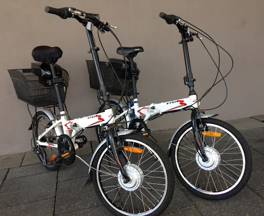 Electric Folding Bikes - PERTH ELECTRIC BICYCLES