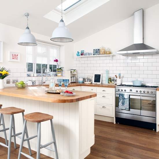 Dark-wood kitchen flooring | Kitchen flooring ideas ...
