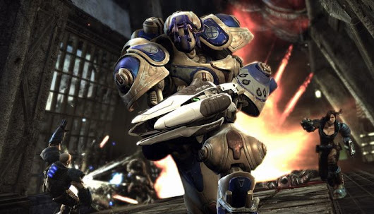 Unreal Tournament Confirms Linux Support, Will Also Be Free