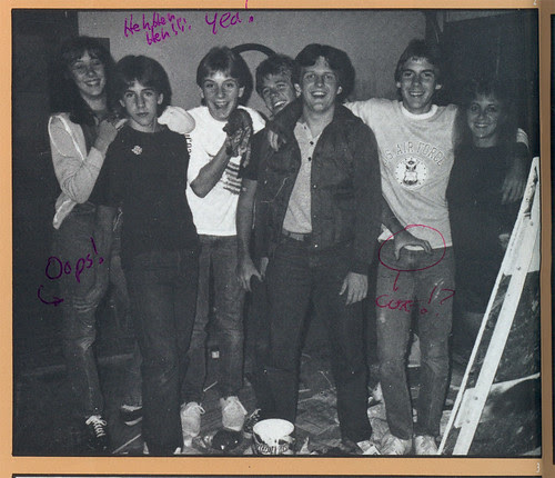 1984: Float making party 2