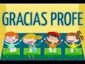 Gracias profe ¡Canción #DíaMundialDeLosDocentes!