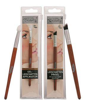 for your Beauty Professional Gel-Lidschatten-Applikator + Lidschattenpinsel