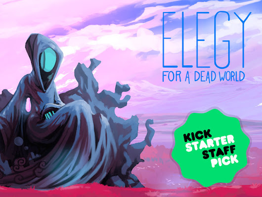 Elegy for a Dead World: A Game About Writing Fiction