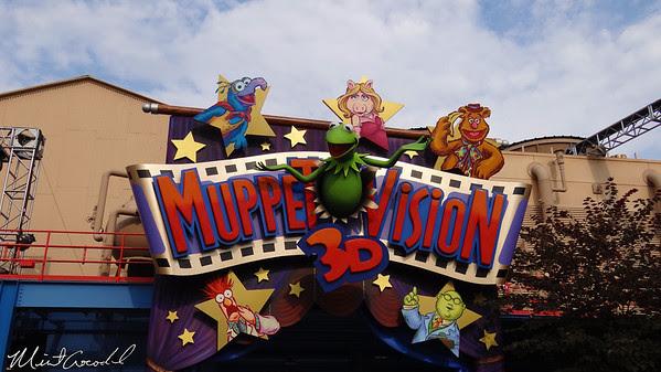 Disneyland Resort, Disney California Adventure, Muppet Visions 3D