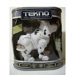 Tekno The Robotic Puppy - Special Dalmatian Edition