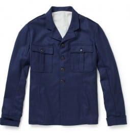 Alexander Mcqueen Wool-twill Safari Jacket