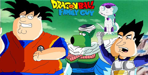 Image: Dragon Ball Family Guy by LeeHatake93 on DeviantArt