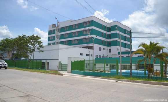 HOSPITAL DE MOYOBAMBA. Informe indica que hubo vicios en la licitación