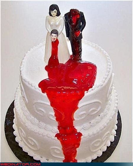 Gisy's blog: Ok so we grabbed some funny wedding cakes and