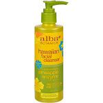 Alba Botanica Hawaiian Facial Cleanser, Pineapple Enzyme - 8 oz bottle