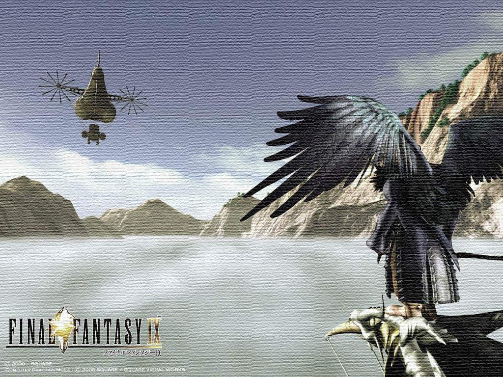 Final Fantasy Ix Wallpaper Sf Wallpaper