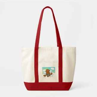 Cheery Baby Boy: Angel 3 Bag