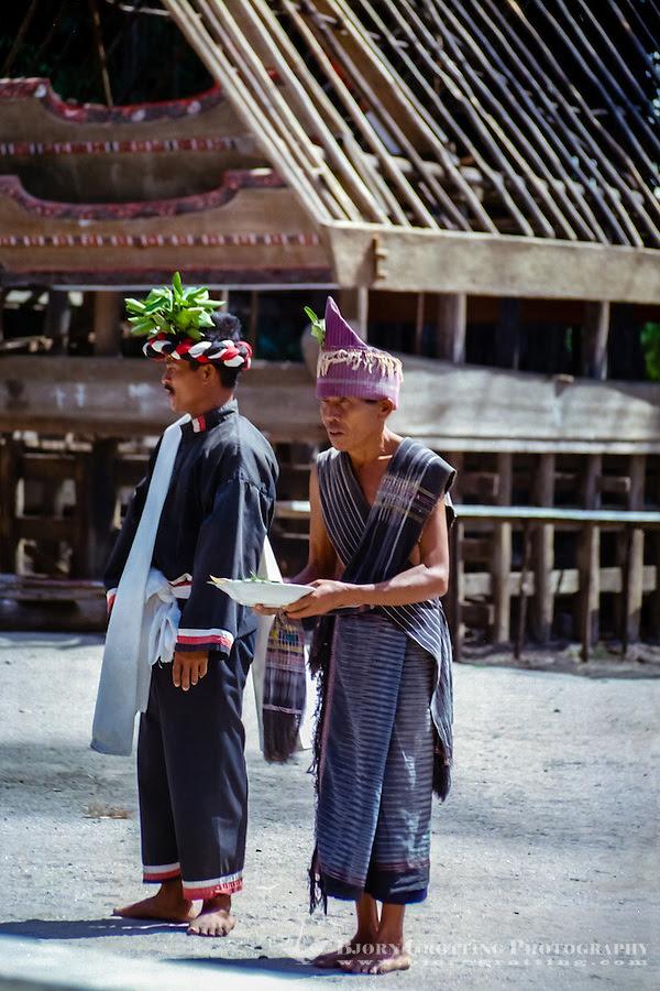 Indonesia, Sumatra. Samosir. Batak dance  Bjorn Grotting Photography