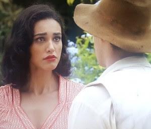 Filomena e Candinho (Foto: Reprodução/TV Globo)