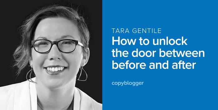tara gentile - how to unlock the door between before and after