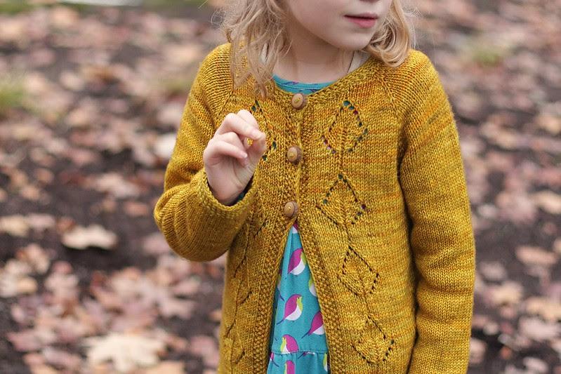 Martinmas sweater 2013