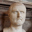 Bust of Gordian I or Aurelian?
