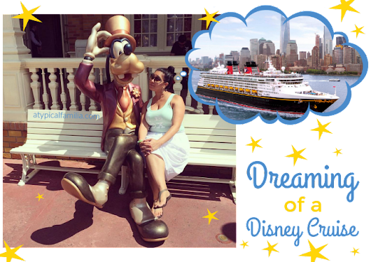 Dreaming of our First Disney Cruise Vacation