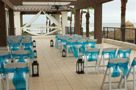 Blue Marlin Room Beach view Wedding Reception   Picture of
