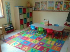 Home Daycare Rooms on Pinterest