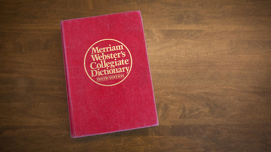 The Merriam-Webster Dictionary Has Been Trolling Trump On Twitter For Months