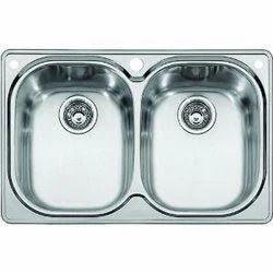 Kitchen Sinks - Stainless Steel Kitchen Sinks, Double Bowl Sinks