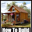 How To Build a Solar Powered Off Grid Cabin for $2k or less.   | Future Cabin <3 | Pinterest