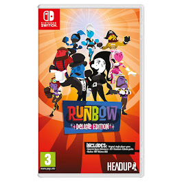 Nintendo UK Store: Runbow: Deluxe Edition On Nintendo Switch Available To Pre-Order | My Nintendo News
