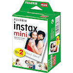 Fujifilm Instax Mini Film Twin Pack (20 Exposures)