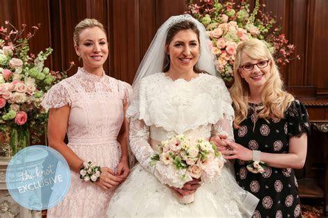 Exclusive: Sheldon and Amy?s ?Big Bang Theory? Wedding Album