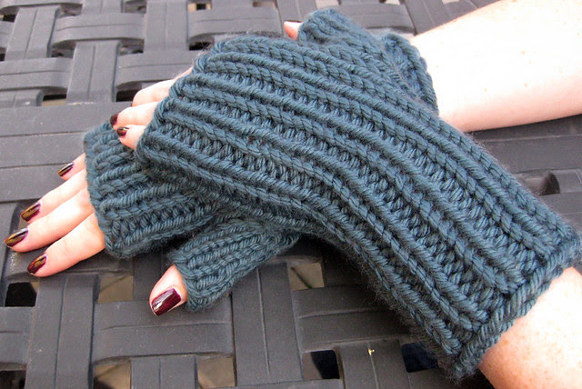 Mitts for Jenny