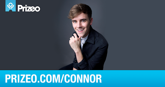 Win a Coffee Date in L.A. with  Connor Franta