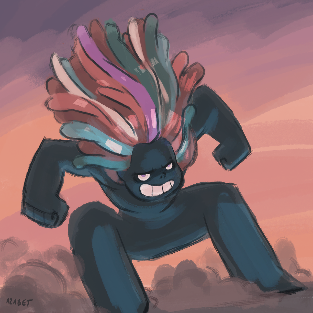 Bismuth Time …right? It HAS to be her