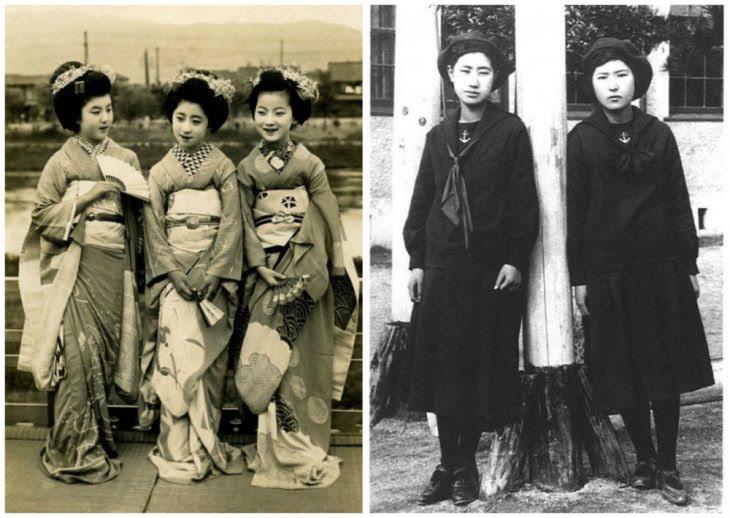 Посмотрите, как выглядели подростки из разных стран 100 лет назад!