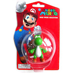 Super Mario Mini Figure Collection: Yoshi figure (Goldie/2012)
