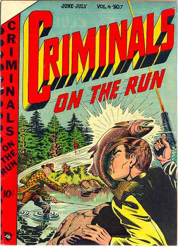 Criminals On Run V4#7