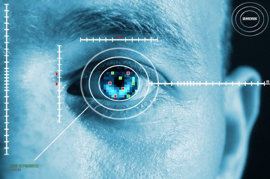 Kill a smartphone password with a scan of your eye