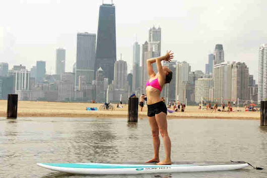 The Best Places to Exercise Along the Chicago Waterfront