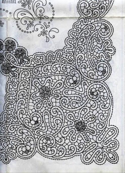 Lenzuolo tombolo disegni 4 (496x685, 178Kb)