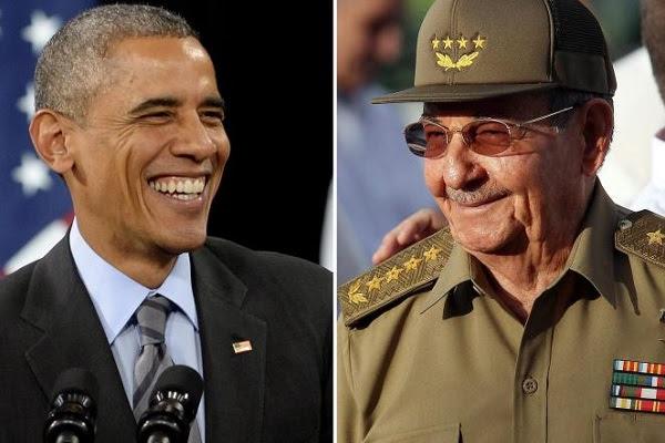 Kuba-Barack-Obama-und-Raul-Castro