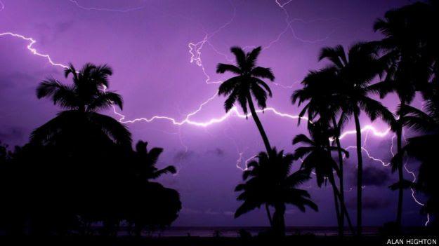 El fenómeno del rayo del Catatumbo