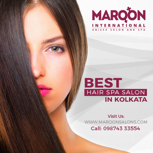 Time To Relax In Kolkata With Hair Salon And Spa