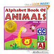 Alphabet Book of Animals from Africa - Easy Ways to Learn the Alphabet (African Animal Picture Books): Deborah Bradley, Jonathan Shagrin: Amazon.com: Kindle Store
