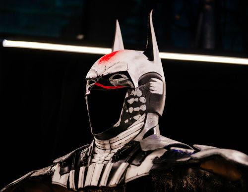 Batman Cowl by Frank Iero