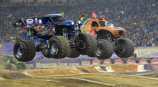 Anaheim, CA | Monster Jam