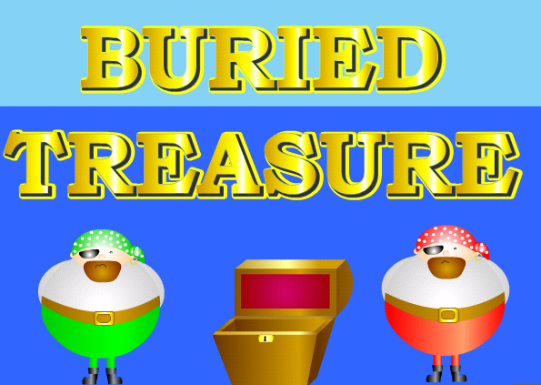Teach child how to read: Phonics Play Phase 3 Buried Treasure