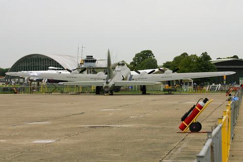 B-17 G-BEDF