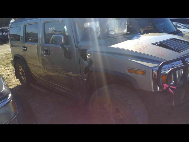 2003 Hummer H2 Bcm Location