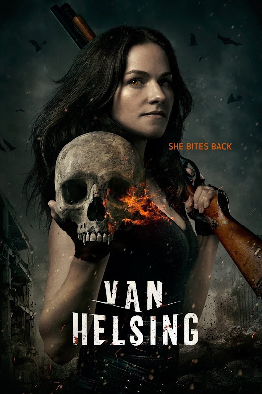Serienvorschlag: Van Helsing  - Alisias wonderworld of books