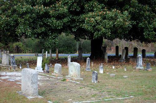 Rocky Springs Gravesite